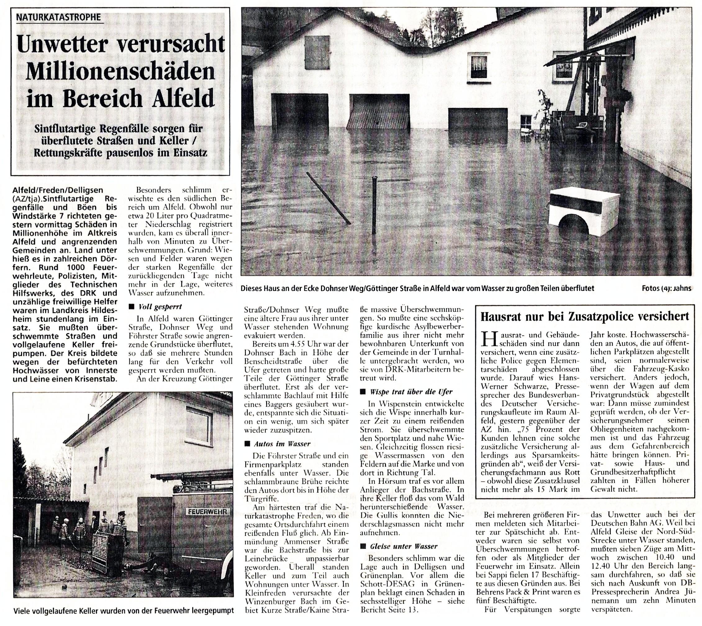 1998-10-29 Unwetter verursacht Millionenschäden
