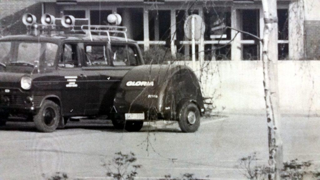 PG 250 vom Landkreis Alfeld, ALF-209, Foto von 1972