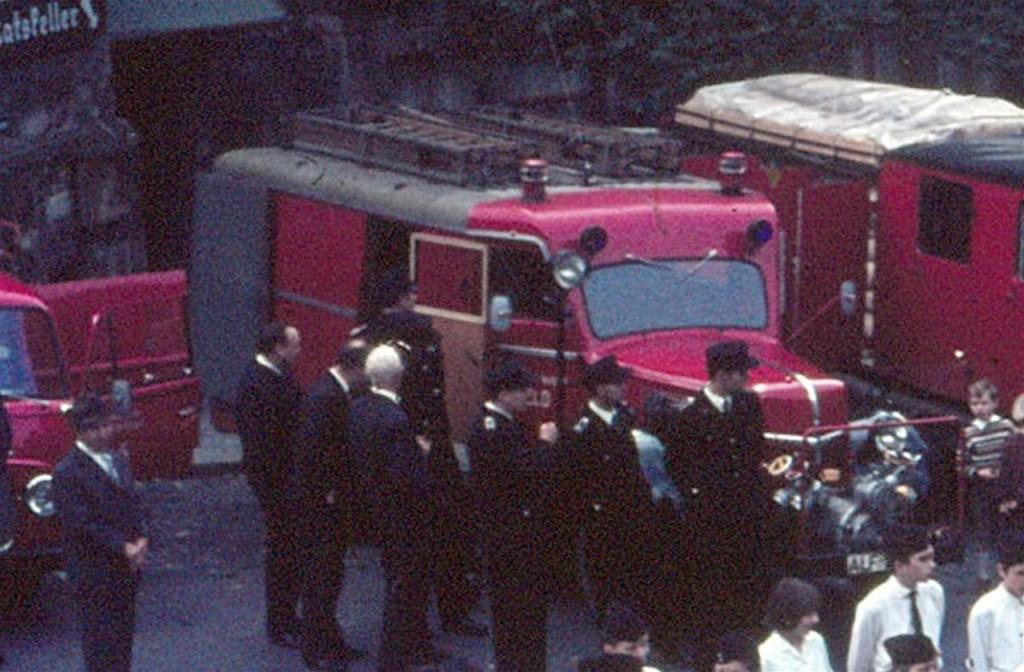 LF 8, Der Ford Ruhr kam 1956 zur FF Alfeld und wurde 1967 an eine Feuerwehr im Bereich Uslar verkauft.