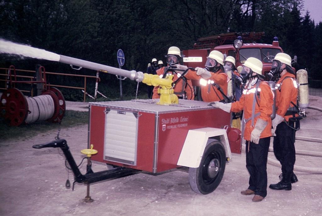 Wasserwerfer Bj. 1979